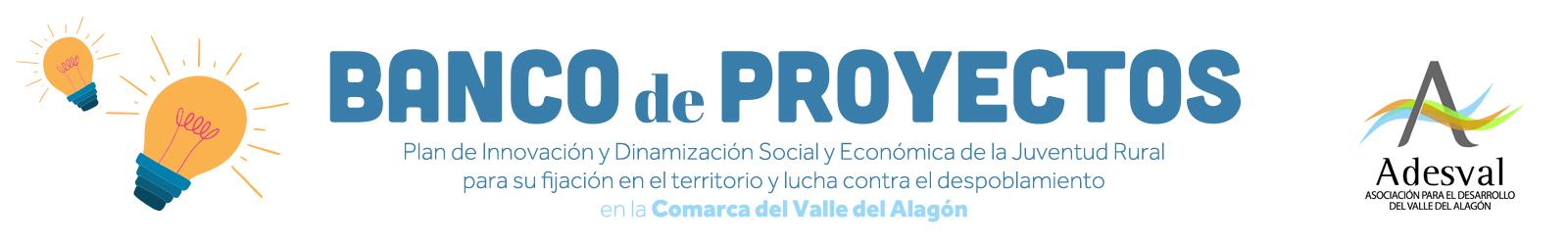 Banco de Proyectos de ADESVAL Logo